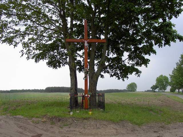 Krzyż w Kiedrowicach