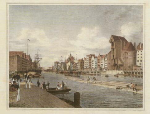 Gdańsk 1832 r.