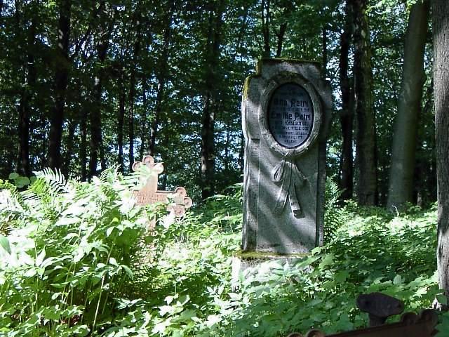 Cmentarz w Kramarzynach