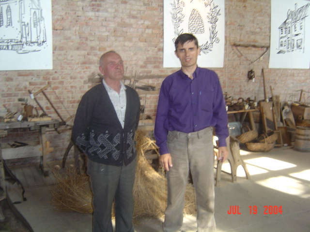 Lipusz. Muzeum w kościele poewangelickim