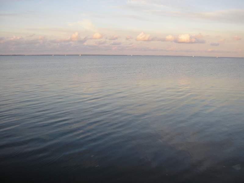 """Małe Morze"" - Zatoka Pucka"