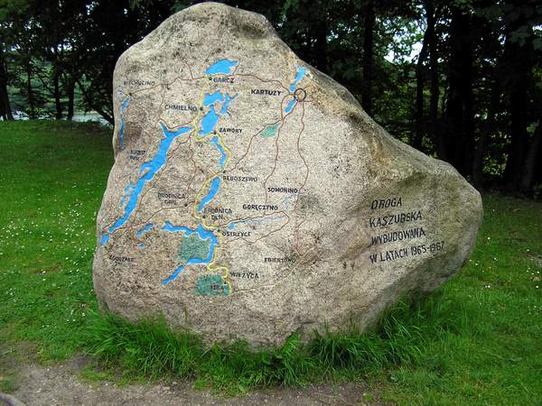 Kamień na Złotej Górze