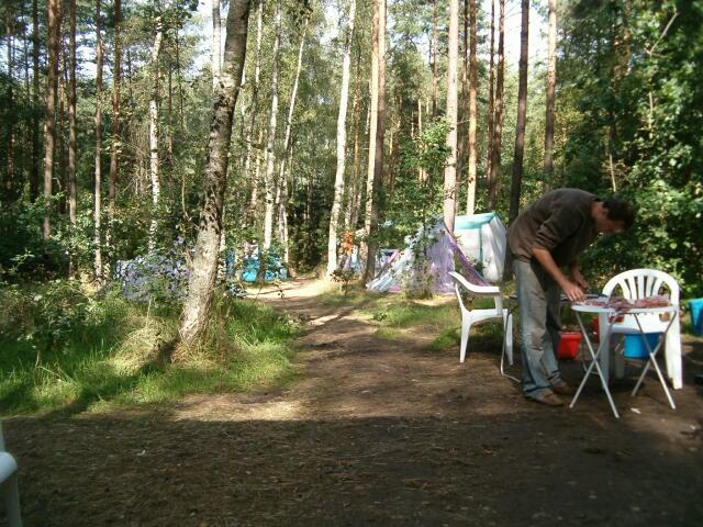 Babi Dół - obóz, 2004 r. (4390)