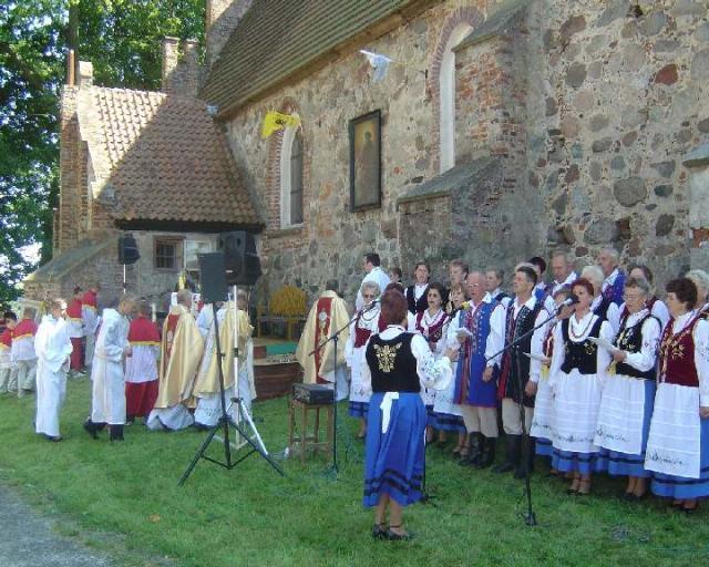 Odpust św. Rocha w Pręgowie