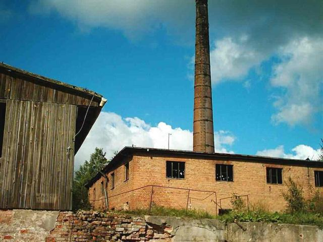 Mirachowo - stara cegielnia