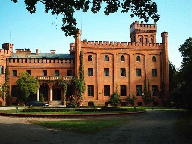 Rzucewo - pałac