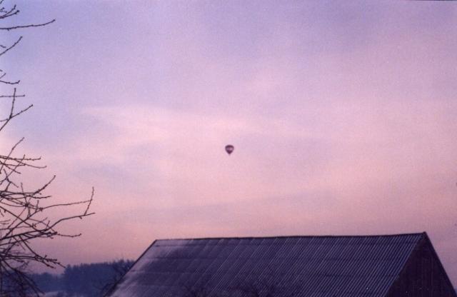 Balon nad Łączynem