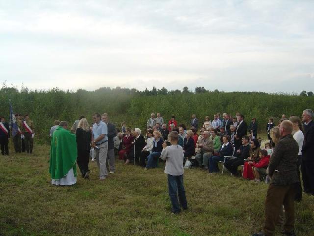 --04.09.12. Żuławka. Polowa msza św. w języku kaszubskim