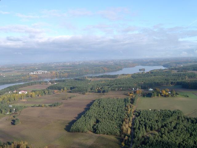 jezioro Raduńskie Górne