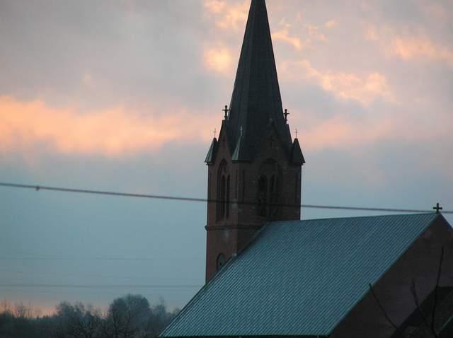 Kościół w Tuchomiu