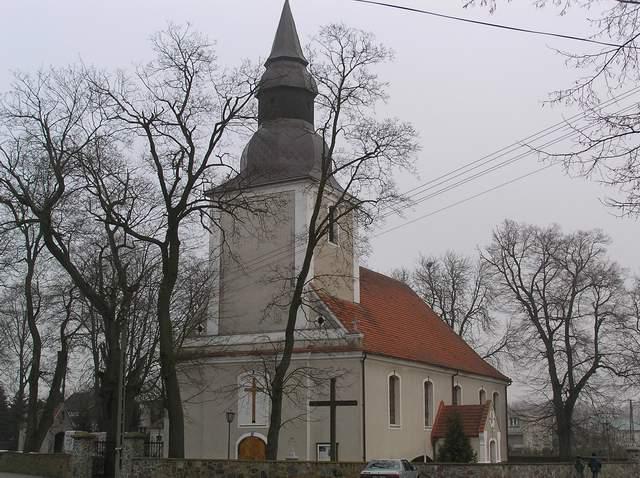 Kościół w Konarzynach k/Chojnic