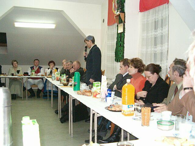 Kolbudy. Zebranie założycielskie oddziału ZKP 3
