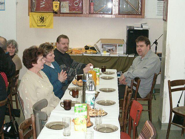 Kolbudy. Zebranie założycielskie oddziału ZKP 6