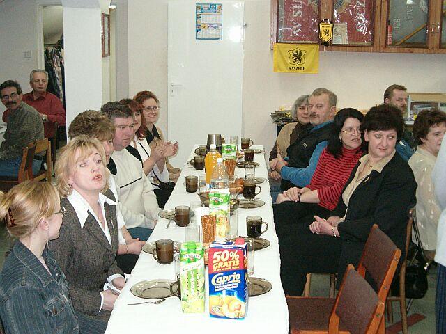 Kolbudy. Zebranie założycielskie oddziału ZKP 7