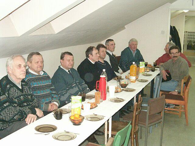 Kolbudy. Zebranie założycielskie oddziału ZKP 8