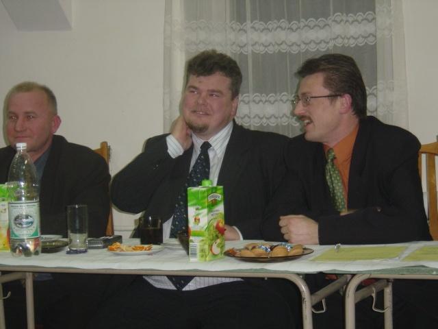 Kolbudy. Zebranie założycielskie oddziału ZKP 13