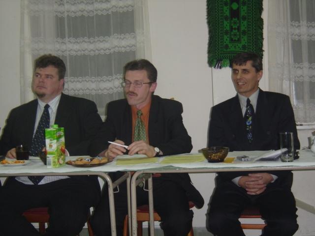 Kolbudy. Zebranie założycielskie oddziału ZKP 14