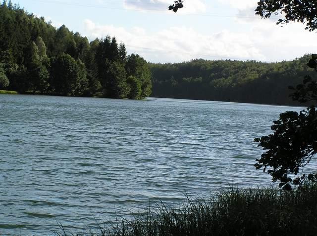 Jezioro Kamieniczno