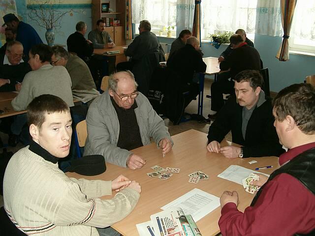 Nowa Karczma. Turniej gry w Baśkę 8
