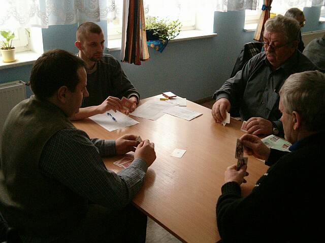 Nowa Karczma. Turniej gry w Baśkę 13