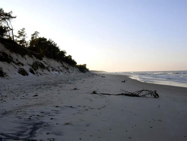 Ostrowo-plaża