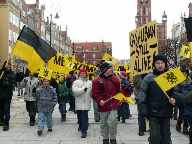 Dzień Jedności Kaszubów 2005, Gdańsk 2