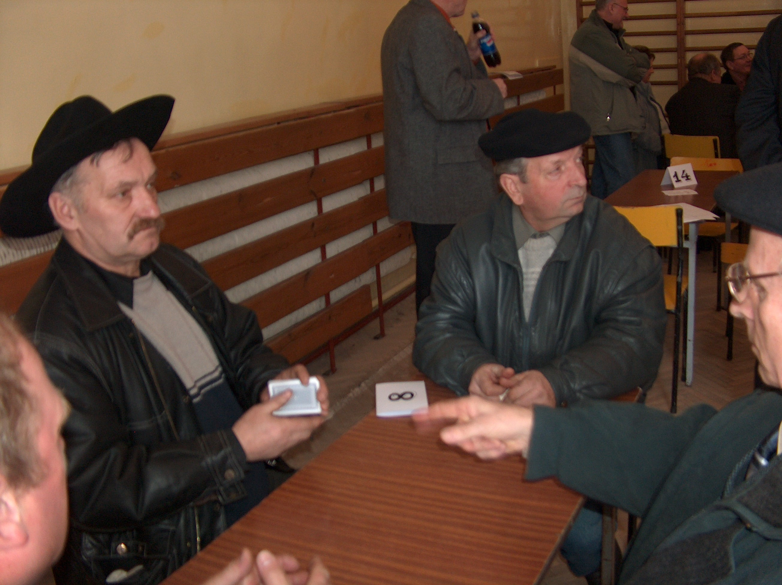 Grand Prix w Baśkę, Nowa Karczma 1