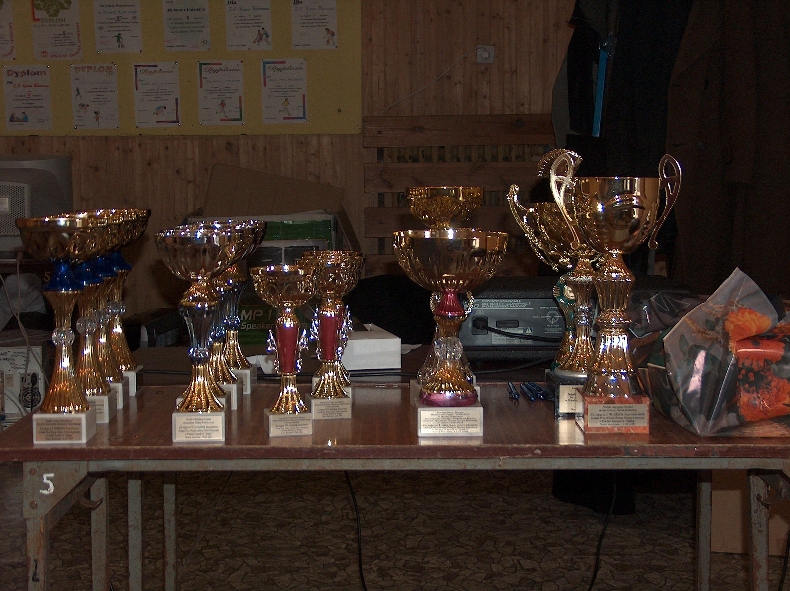 Grand Prix w Baśkę, Nowa Karczma 7