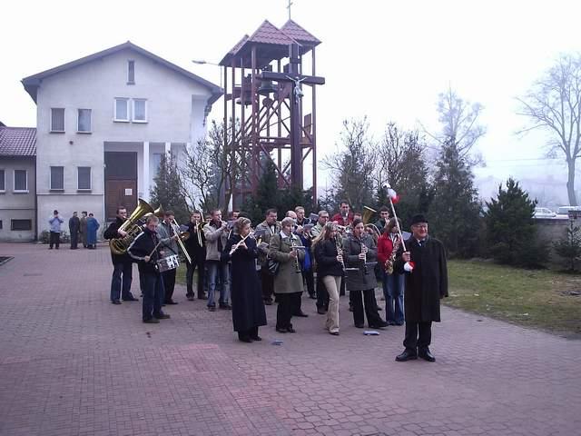 Orkiestra parafii Bolszewo