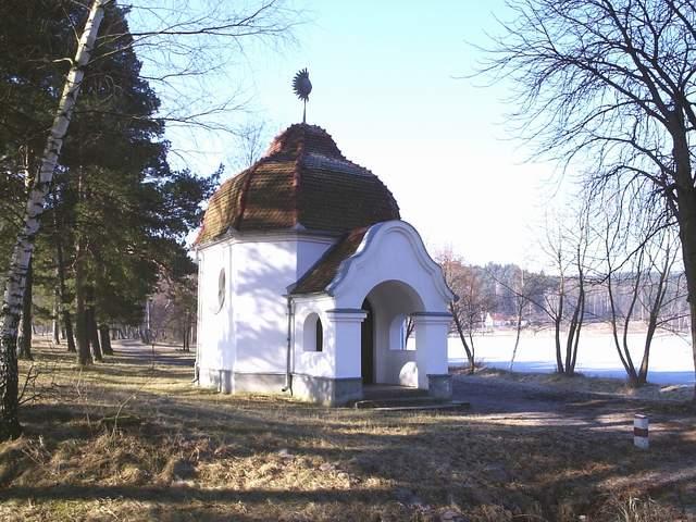 Kaplica Serca Najśw. Maryi Panny - Królowej Pokoju