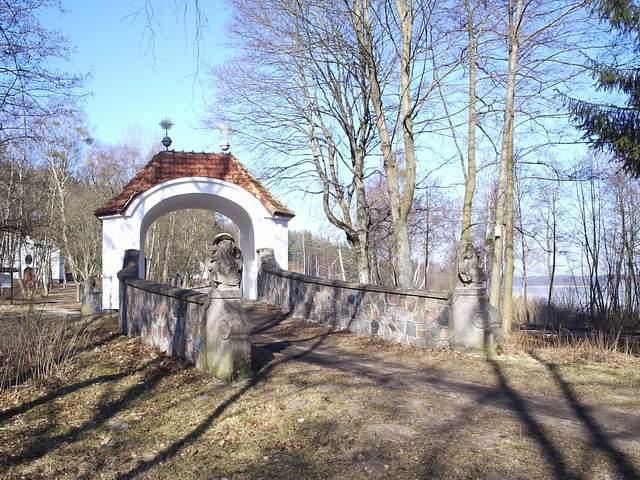 Kaplica nad Cedronem