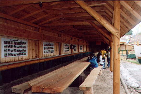 Szymbark. Najdłuższa deska świata