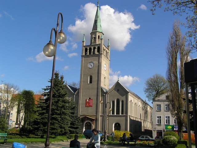 Kościoły w Bytowie
