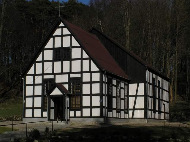 Łubno kościół