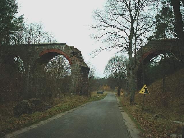 Lębork - Bytów - most