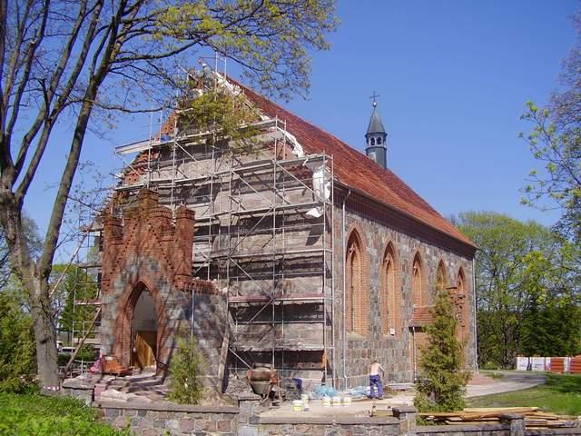 Sulęczyno kościół