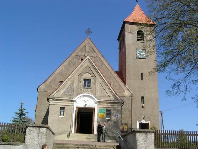 Kościół w Borowym Młynie