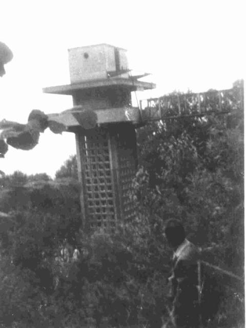 Jastrzębia Góra - winda 1