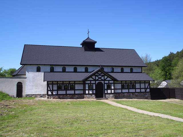 Monaster w Grabowcu - kaplica