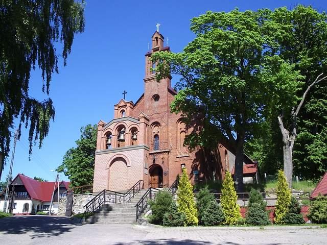 Kościół w Kielnie