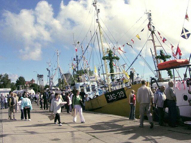 Morska pielgrzymka do Pucka 2005 1