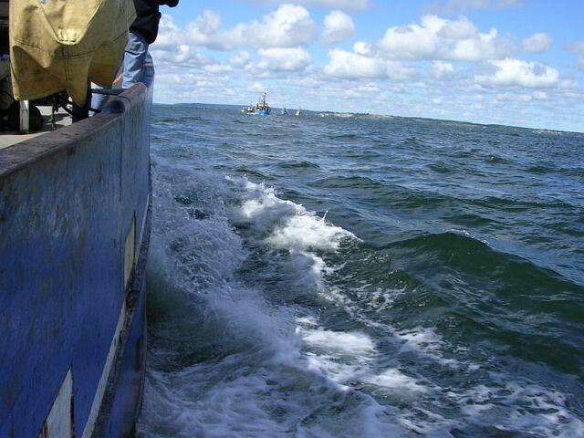 Morska pielgrzymka do Pucka 2005 3