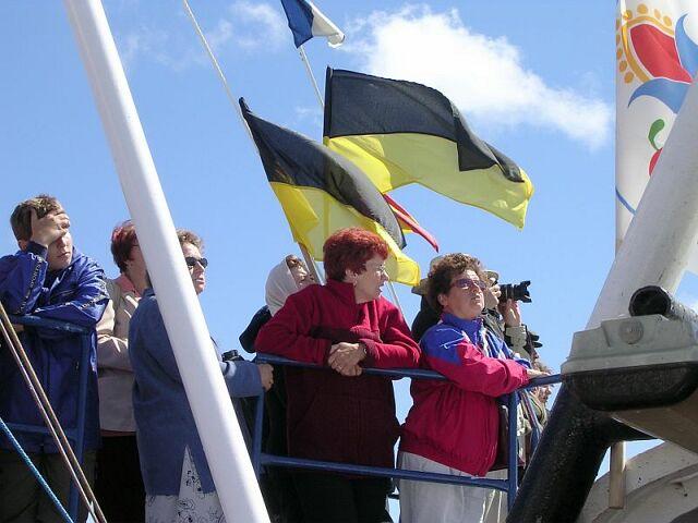 Morska pielgrzymka do Pucka 2005 5