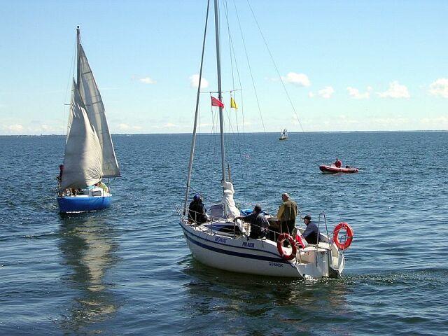 Morska pielgrzymka do Pucka 2005 7