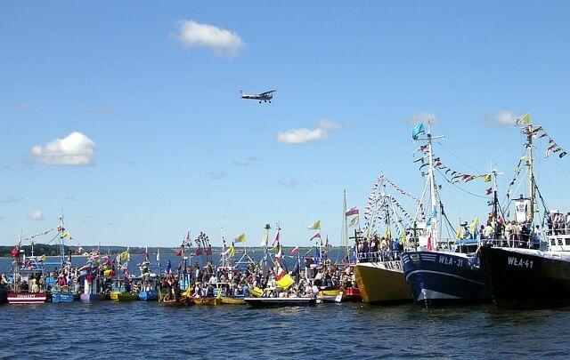 Morska pielgrzymka do Pucka 2005 9