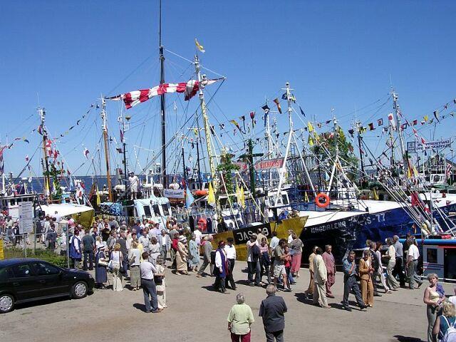 Morska pielgrzymka do Pucka 2005 11