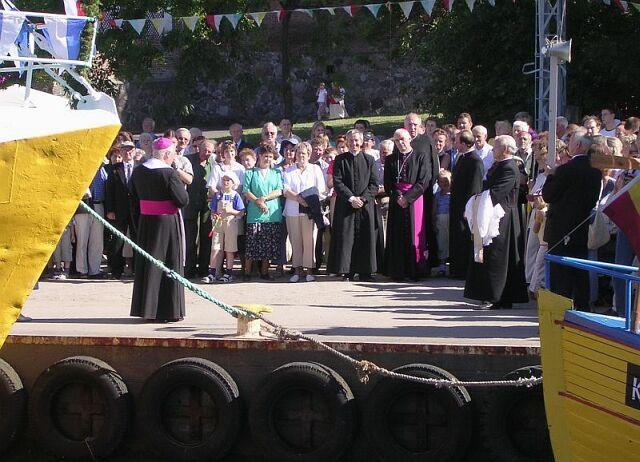 Morska pielgrzymka do Pucka 2005 16