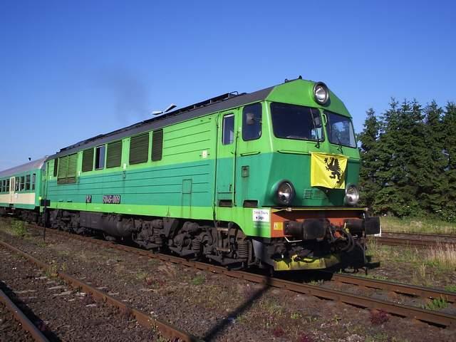 Pociąg do Łeby 2