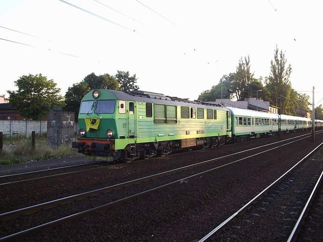 Pociąg z Łeby 1