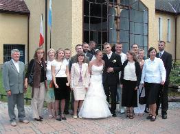 Dzisiaj Wojciech Konkel - nasz kolega ze Zrzeszenia Kaszubsko-Pomorskiego, były pomoraniec - wraz ze